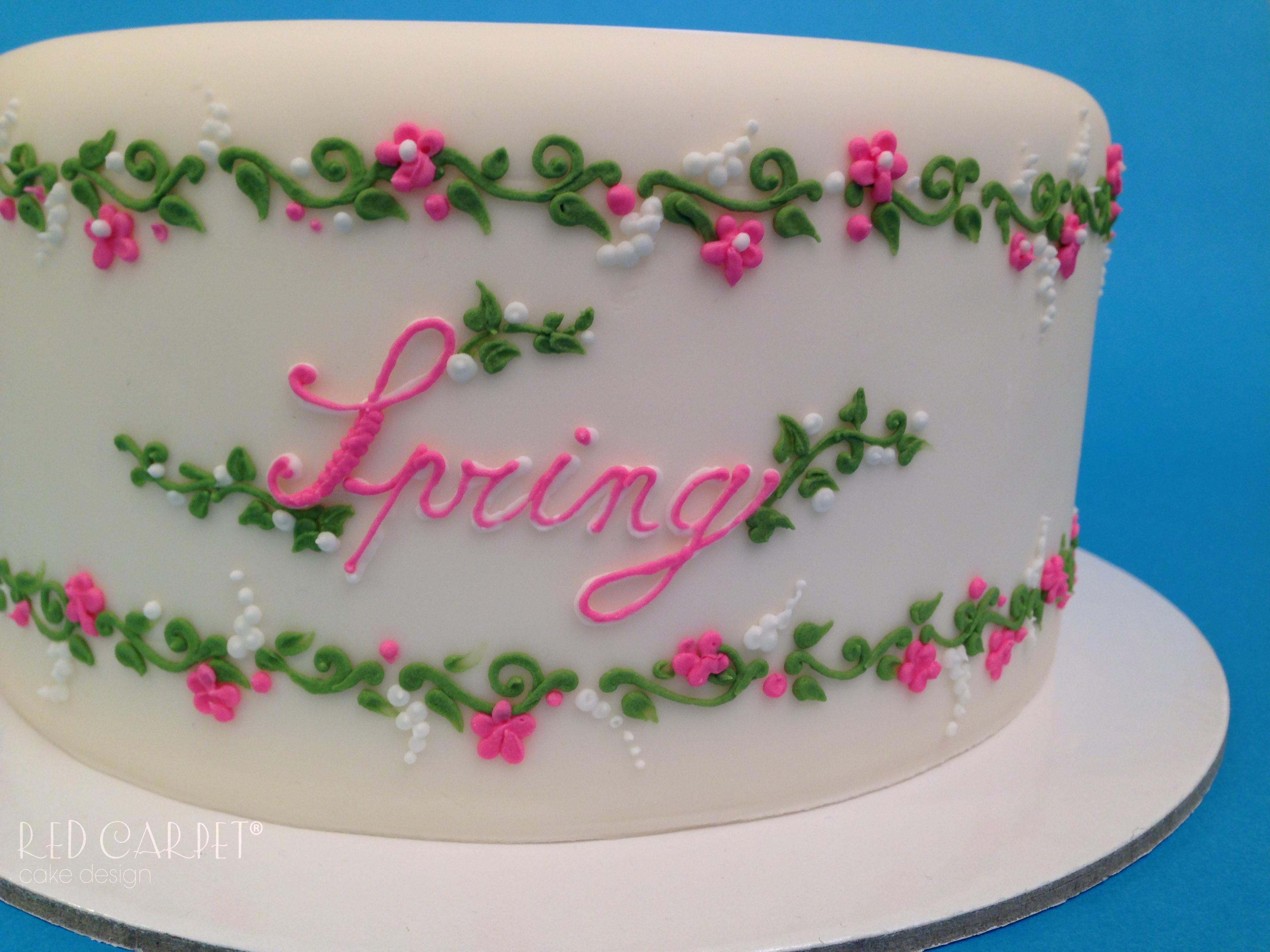 SPRING CAKE 1