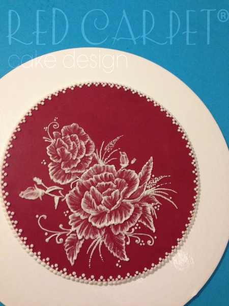piastra-peonia-brush-embroidery-red-carpet-cake-design